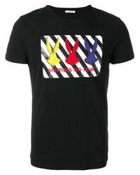 Iceberg | Black Bugs Bunny Print T-shirt for Men | Lyst