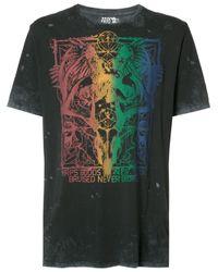 PRPS | Black Mystical Nature T-shirt for Men | Lyst