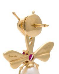 Yvonne Léon | Metallic Yvonne Léon Bug Earring | Lyst