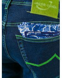Jacob Cohen   Blue Slim-fit Jeans for Men   Lyst