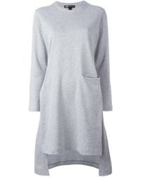 Y-3 | Gray Craft Sweatshirt | Lyst