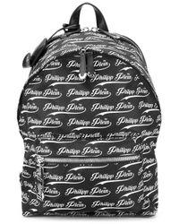 Philipp Plein | Black Magnolia Backpack for Men | Lyst