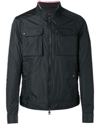 Moncler | Black Levens Jacket for Men | Lyst