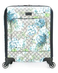 Gucci   Multicolor Gg Blooms Carry-on Case   Lyst