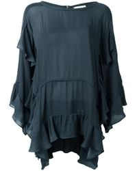 IRO - Gray Hancock Dress - Lyst