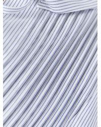 Jacquemus - Blue 'arlesienne' Shirt - Lyst
