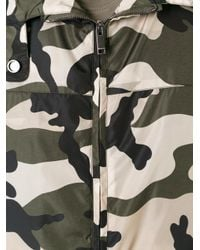Valentino - Multicolor Camouflage Jacket for Men - Lyst