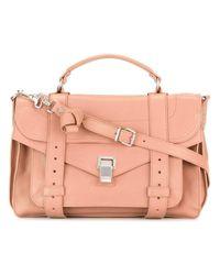 Proenza Schouler   Brown Ps1 Satchel Bag   Lyst