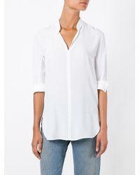 Dondup | White Classic Shirt | Lyst