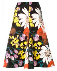 Marni | Multicolor Madder Print A-line Skirt | Lyst