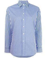 Polo Ralph Lauren | Blue 'ellen' Shirt | Lyst