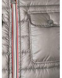 Moncler - Gray Douret Padded Jacket for Men - Lyst