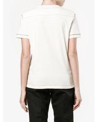 J.W.Anderson - Multicolor Shark Applique T-shirt - Lyst