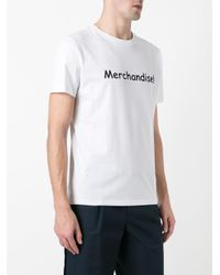 Soulland - White Shami T-shirt for Men - Lyst