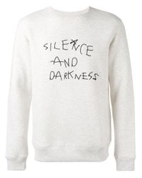 Soulland - White Silence Sweatshirt for Men - Lyst
