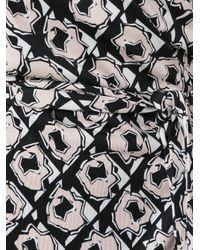 Diane von Furstenberg - Black New Julian Dress - Lyst