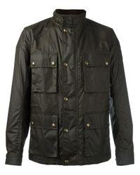Belstaff | Brown Trialmaster Wax Jacket for Men | Lyst