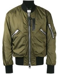 COACH | Green Classic Bomber Jacket for Men | Lyst