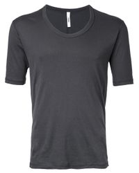 Attachment | Gray Classic T-shirt for Men | Lyst