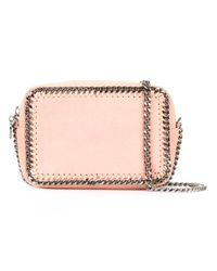 Stella McCartney | Pink Falabella Cross-body Bag | Lyst