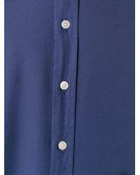 Hackett - Blue Plain Shirt for Men - Lyst