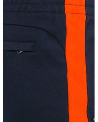 Polo Ralph Lauren | Blue Stripe Side Jogging Trousers for Men | Lyst