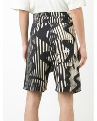 Vivienne Westwood - Black Samurai Shorts for Men - Lyst