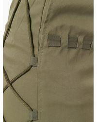 Chalayan - Green Corded Mini Skirt - Lyst