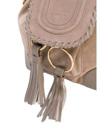 See By Chloé - Gray Polly Shoulder Bag - Lyst