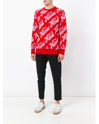Etudes Studio - Red Mike Neverland Pullover for Men - Lyst
