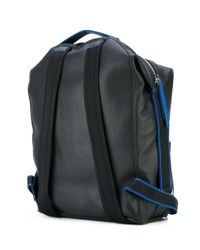 Furla - Black Icaro Backpack for Men - Lyst