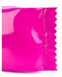 MM6 by Maison Martin Margiela | Pink Clutch Bag | Lyst