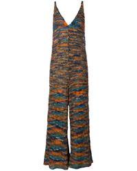 Osklen | Multicolor Loose-fit Sleeveless Jumpsuit | Lyst
