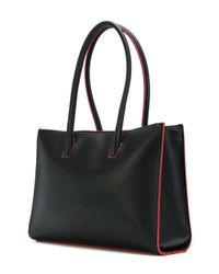 Love Moschino - Black Love Shoulder Bag - Lyst