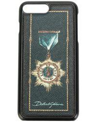Dolce & Gabbana | Multicolor Medal Print Iphone 7 Plus Case for Men | Lyst