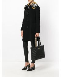 Love Moschino | Black Large Tote Bag | Lyst