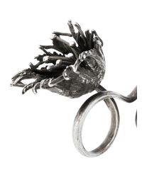 Midgard Paris | Metallic Thristle Ring | Lyst