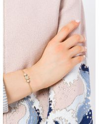 Shaun Leane - Metallic Cherry Blossom Diamond Bracelet - Lyst