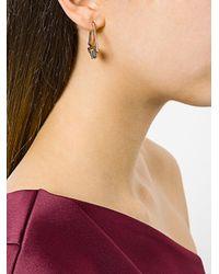 Niza Huang - Multicolor Delta Stone Earrings - Lyst