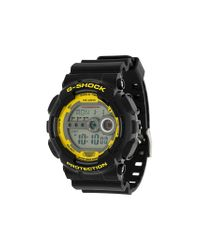 G-Shock - Black Bicolour Watch for Men - Lyst