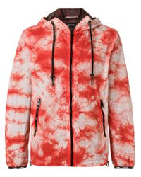 DIESEL - Multicolor Tie Dye Zipped Hoodie for Men - Lyst