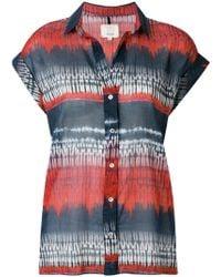 Diega - Blue Copa Shirt - Lyst