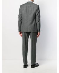 Ermenegildo Zegna Gray Formal Two Piece Suit for men