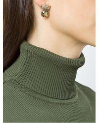 Camila Klein - Metallic Erenite Earrings - Lyst