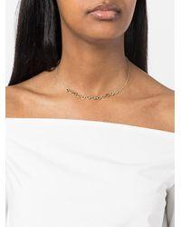 Astley Clarke - Metallic Plain Honeycomb Necklace - Lyst