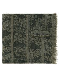 Vivienne Westwood | Green World End Scarf for Men | Lyst