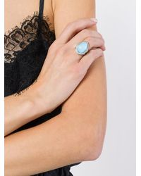 Stephen Webster - Metallic Small Haze Ring - Lyst