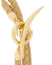 Shaun Leane - Metallic Quill Wrap Bracelet - Lyst