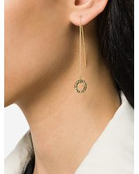 Isabel Marant - Metallic Supra Luminique Earrings - Lyst