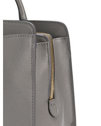 Ferragamo - Gray Medium Today Bag - Lyst